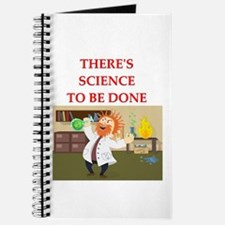 scientist humor on gifts and Journal