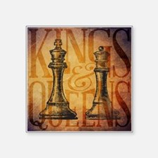 Kings and Queens Sticker