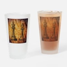 Kings and Queens Drinking Glass