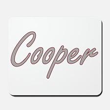 Cooper Artistic Job Design Mousepad
