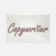 Copywriter Artistic Job Design Magnets