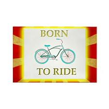 Born to Ride Circus Bike Magnets