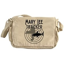 Mary Lee Shark Tracker Messenger Bag