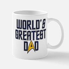 Star Trek World's Greatest Dad Mug