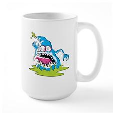 Funny Monster Halloween Mugs