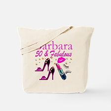 CHIC CUSTOM 50TH Tote Bag