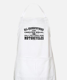 Grandfathers Ride Motorcycle Apron