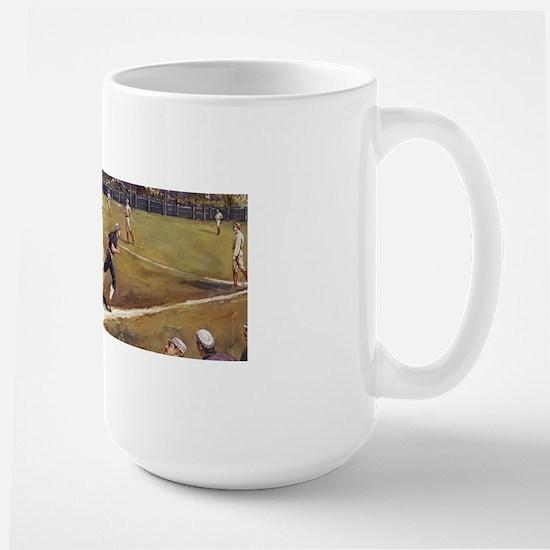 Vintage Sports Baseball Mugs
