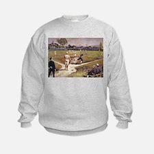 Vintage Sports Baseball Sweatshirt