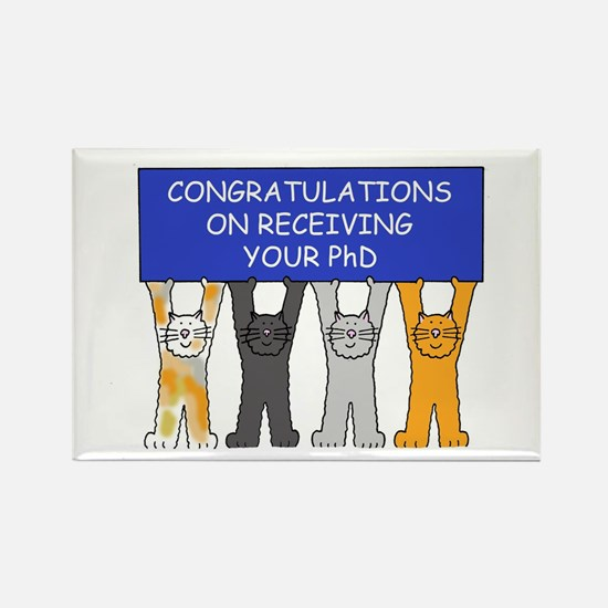 Congratulations on receiving your Rectangle Magnet