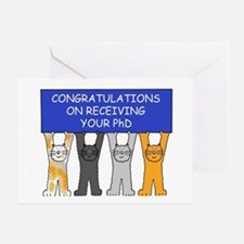 Congratulations on receiving your Ph Greeting Card