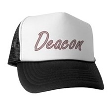 Deacon Artistic Job Design Hat