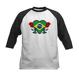 Brazilian Baseball Jersey