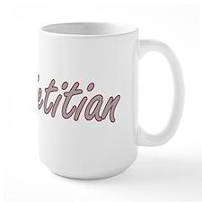 Dietitian Artistic Job Design Mugs