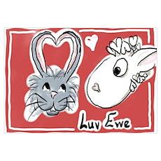 Luv Ewe! Poster