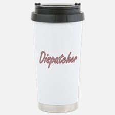 Dispatcher Artistic Job Travel Mug