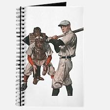 Vintage Sports Baseball Journal