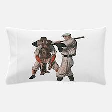 Vintage Sports Baseball Pillow Case