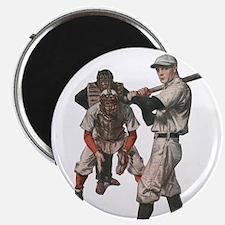 Vintage Sports Baseball Magnets
