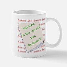 Chin Naughty/Nice Mug