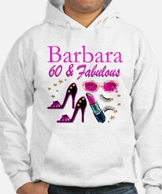 FUN FABULOUS 60TH Jumper Hoody