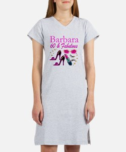FUN FABULOUS 60TH Women's Nightshirt
