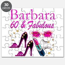 FUN FABULOUS 60TH Puzzle