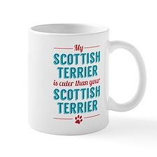 My Scottish Terrier Mugs