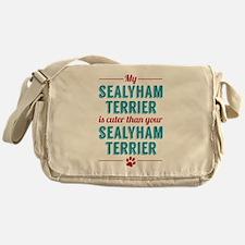 My Sealyham Terrier Messenger Bag