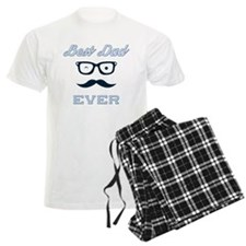 Hipster Best Dad Ever Pajamas