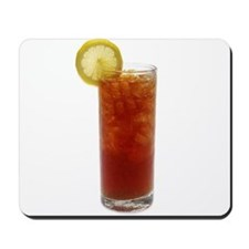 A Glass of Iced Tea Mousepad