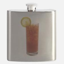 A Glass of Iced Tea Flask