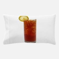 A Glass of Iced Tea Pillow Case