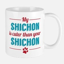 Cuter Shichon Mugs