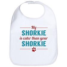 Cuter Shorkie Bib