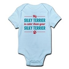 My Silky Terrier Body Suit