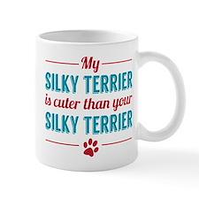 My Silky Terrier Mugs