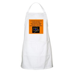 scientist humor on gifts and BBQ Apron