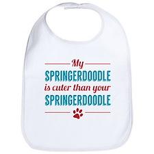 My Springerdoodle Bib