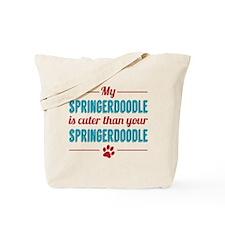 My Springerdoodle Tote Bag