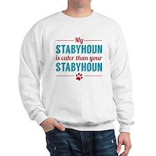 Cuter Stabyhoun Sweatshirt