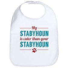 Cuter Stabyhoun Bib