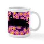 Black Cats Mug