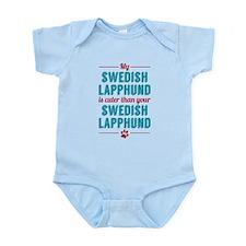 My Swedish Lapphund Body Suit