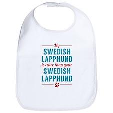 My Swedish Lapphund Bib
