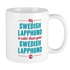 My Swedish Lapphund Mugs