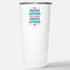 My Swedish Lapphund Travel Mug