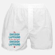 My Swedish Lapphund Boxer Shorts