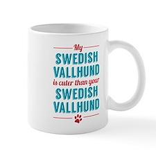 My Swedish Vallhund Mugs