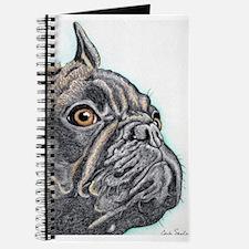 French Bulldog Brindle Journal